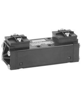 1011.52.1.9 - Elektroventile ISO 5599/1 - 5/2 Wege - pneumatisch-Federrückstellung Mittelstellung belüftet