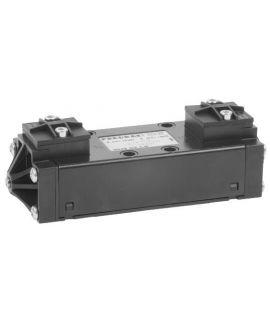 1012.52.1.9 - Elektroventile ISO 5599/1 - 5/2 Wege - pneumatisch-Federrückstellung Mittelstellung belüftet