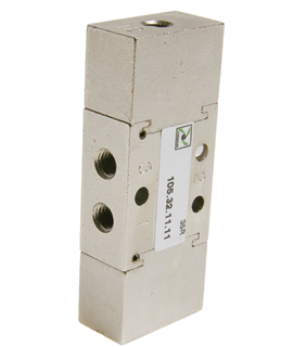 105.32.11.11 - pneumatisch gesteuerte Ventile - 3/2 Wege - pneumatisch-beidseitig