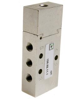 105.52.11.11 - pneumatisch gesteuerte Ventile - 5/2 Wege - pneumatisch-beidseitig