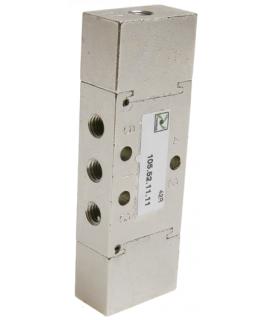105.52.11.1 - pneumatisch gesteuerte Ventile - 5/2 Wege - pneumatisch-Federrückstellung