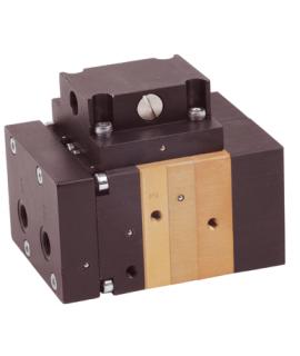900.18.10 - Zweihand - Steuerblock Typ III B ( EN574 Norm )