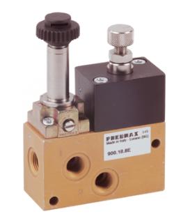 900.18.8E - Hoch - Niederdruck Regler M2 elektropneumatisch