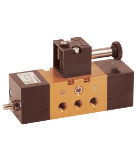900.52.1.5 - Flip - Flop Ventil, elektrisch mit Pilotventil M3P CNOMO