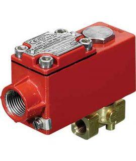 2/2 Wege-Ventil N.C. für Fluide - 24VDC - 50/60 Hz - G 1/4