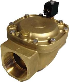 2/2 Wege-Ventil N.C. für Fluide - 24VDC - 50/60 Hz - G 1 1/2