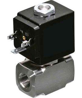 2/2 Wege-Ventil N.C. für Fluide - 220/230VDC - 50/60 Hz - G 1/2