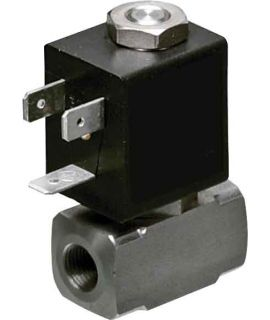 2/2 Wege-Ventil N.C. für Fluide - 24VDC - 50/60 Hz - G 1/8