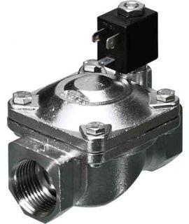 2/2 Wege-Ventil N.C. für Fluide - 24VDC - 50/60 Hz - G 1