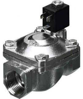 2/2 Wege-Ventil N.O. für Fluide - 24VDC - 50/60 Hz - G 1/2