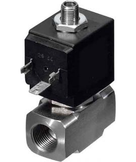 3/2 Wege-Ventil N.C. für Fluide - 220/230VDC - 50/60 Hz - G 1/4