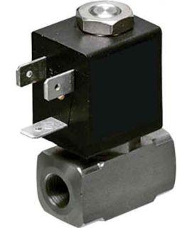 3/2 Wege-Ventil N.C. für Fluide - 24VDC - 50/60 Hz - G 1/8