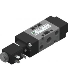 T424.32.0.1.E.B04 - Elektroventil - elektrisch-Federrückstellung (externe Vorsteuerung) - 3/2 Wege - G 1/4
