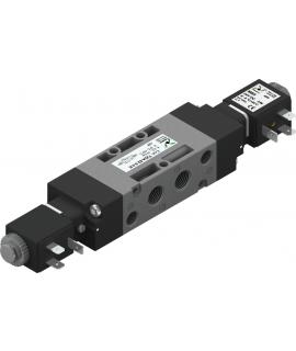 T424.53.33.0.0.E.B04 - Elektroventil - elektrisch-beidseitig (externe Vorsteuerung)F - 5/3 Wege - G 1/4
